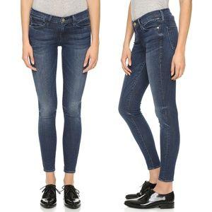 Frame Denim Le Skinny De Jeanne Baldwin Jeans 32